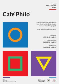 Cafè Philò 2020 – Courmayeur