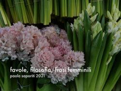Favole, filosofia, frasi femminili 2021 – Carcere di Bollate